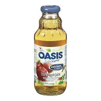 Oasis Tetra Apple Juice From Concentrate-( 200 Ml X 36 Cans )