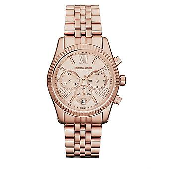 Michael Kors Ladies' Lexington Watch - MK5569 - Rose