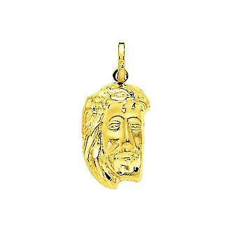 Ohrringe M Daille Christ oder 750/1000 gelb (18K)