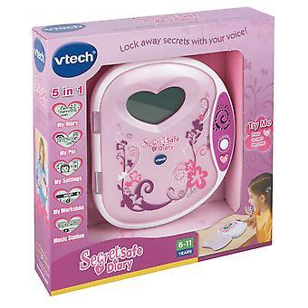 VTech Secret Safe Girls Diary - Secret Diary for Girls
