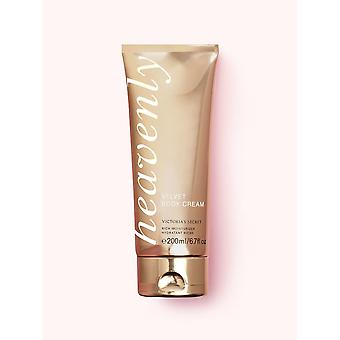 (2 Pack) Victoria's Secret Heavenly Velvet Body Cream 200 ml/6.7 oz
