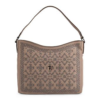 Trussardi Original Women All Year Shoulder Bag - Brown Color 49035