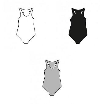 American Apparel Womens/Ladies Tank Thong Bodysuit