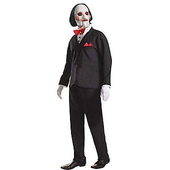 Rubie's Säge Billy Kostüm und Maske