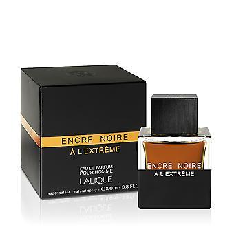 Lalique Encre Noire A L'Extreme Eau de Parfum Spray 100ml