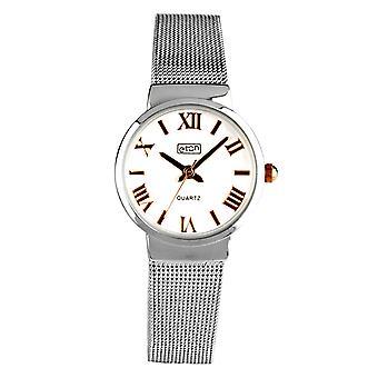 Eton Ladies Fashion Watch, St Steel Mesh Bracelet, Two-Tone Finish - 3239L-TT