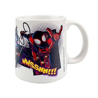 Marvel, Mug – Spiderman Into the Spiderverse Comic