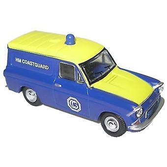Oxford Diecast 76Ang021 Coastguard Van