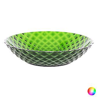 Deep Plate Diamond (Ø 20 cm)/Green