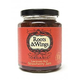 Roots & Wings - Strawberry Jam