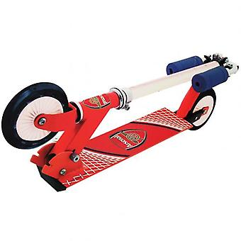 Arsenal Inline Folding Scooter