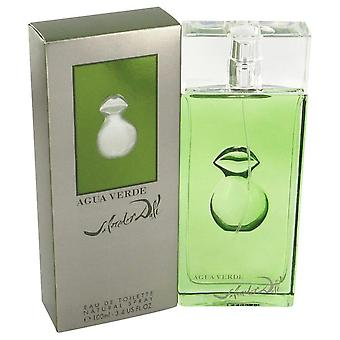 Agua Verde Eau De Toilette Spray Von Salvador Dali 550343 30 ml