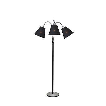 Belid - Sara Floor Lamp Aluminium zwarte afwerking van 3359296