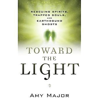 Em direção à luz: Resgatar espíritos, almas presas, amd Earthbound fantasmas