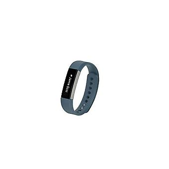 Replacement Wristband Bracelet Band Strap for Fitbit Alta[Large,Slate] BUY 2 GET 1 FREE