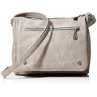 Fritzi aus Preussen Lisl - Grey Women's Shoulder Bags (Stone) 7x24x20 cm (W x H L)