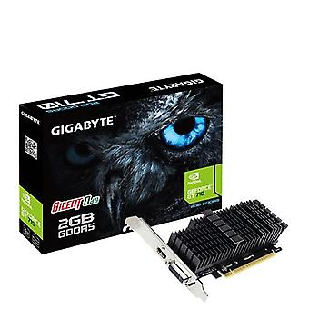 Gigabyte NVidia Geforce GT 710 2GB PCIe Video Card DDR5 4K
