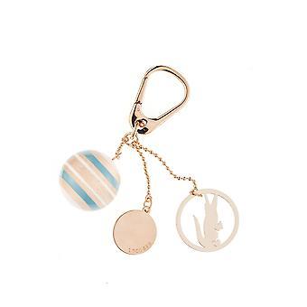 لاكوست المرأة Keychain JESSY 7009342