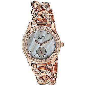 Burgi Clock Woman Ref. BUR177RG