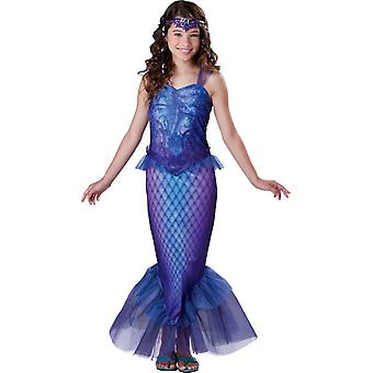 Disney Mermaid Child Costume