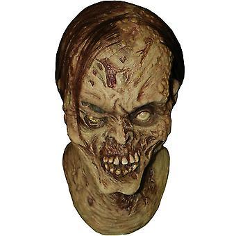 Zombinski Latex Mask för Halloween