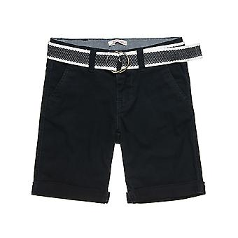 Alouette Boys' Bermuda With Belts And Pockets