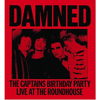Damned - Captain's Birthday Party [CD] USA import
