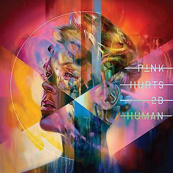 Hurts 2b Human [CD] USA import