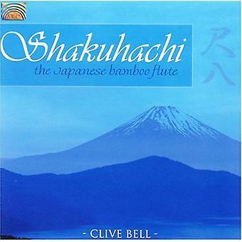 Clive Bell - importation USA flûte Shakuhachi japonais [CD]