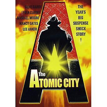 Atomic City [DVD] USA import