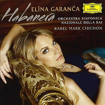 Elina Garanca - importation USA Habanera [CD]
