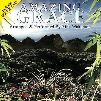 Rick Wakeman - Amazing Grace [CD] USA import