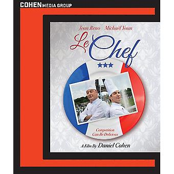 Le Chef [BLU-RAY] USA import