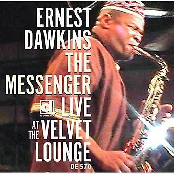 Ernest Dawkins & New Horizon Ensemble - Ao vivo no Velvet Lounge [CD] IMPORTAÇÃO EUA