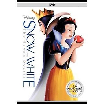 白雪姫・七人の小人 【 DVD 】 アメリカ インポートします。