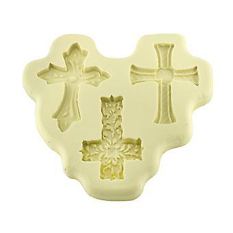 Mould 3 Cross Designs