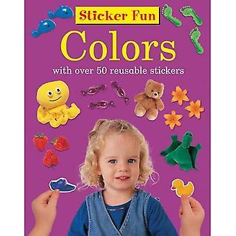 Colours (Sticker Fun)
