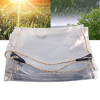 شفاف Pvc قماش القنب - المطر الشراع قماش القنب - في الهواء الطلق Tarpaulin للماء