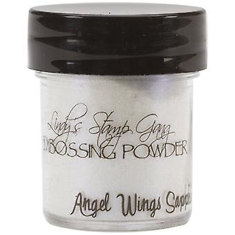 Lindy's Stamp Gang Angel Wings Sapphire Embossing Powder