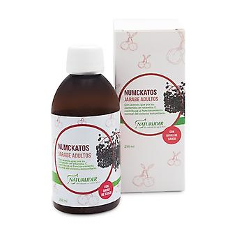 Numckatos Adult Syrup 250 ml
