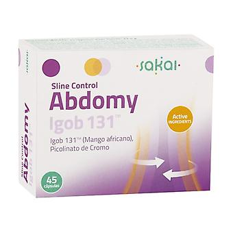 Sline Control Abdomy 45 kapslar