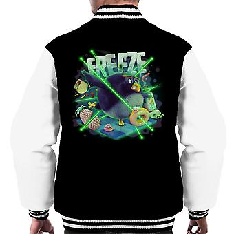 Angry Birds Freeze Men's Varsity Jacket