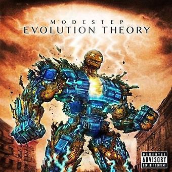 Modestep - théorie de l'évolution [CD] USA import