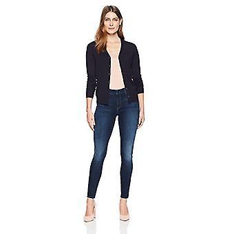 Marke - Lark & Ro Frauen's Buttoned Down V-Ausschnitt Cardigan Pullover, Atlan...