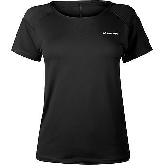 LA Gear Fitted T Shirt Ladies
