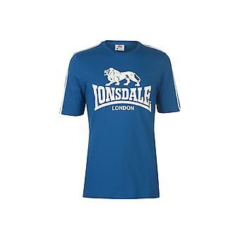 Lonsdale बड़े लोगो टी शर्ट मेंस