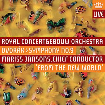 A. Dvorak - Dvor K: Symphony No. 9 (From the New World) [SACD] USA import