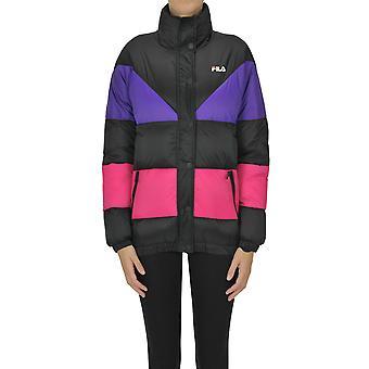 Fila Ezgl428005 Kvinder's Flerfarvet Nylon Down Jacket
