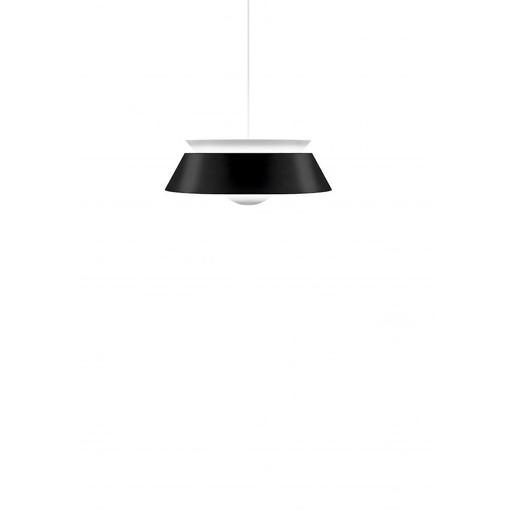 Umage Cuna Pendant Shade - Black With Black Cord Set