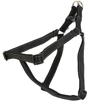 Ancol Imbottito Esercizio Harness - X-Large (36 pollici) - Nero
